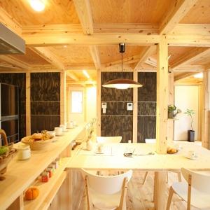 北欧風な平屋の写真