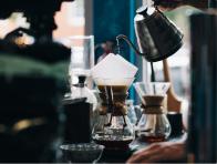 カフェショップの画像
